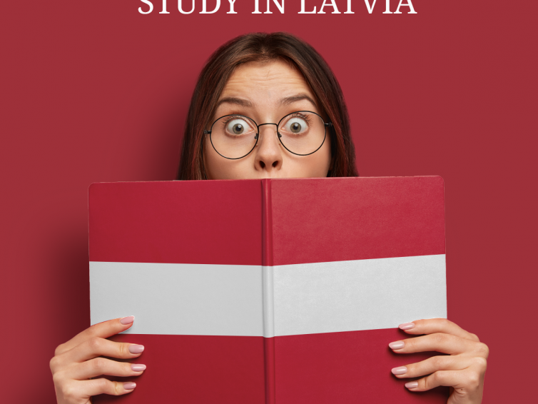 Study in Latvia for Indian students