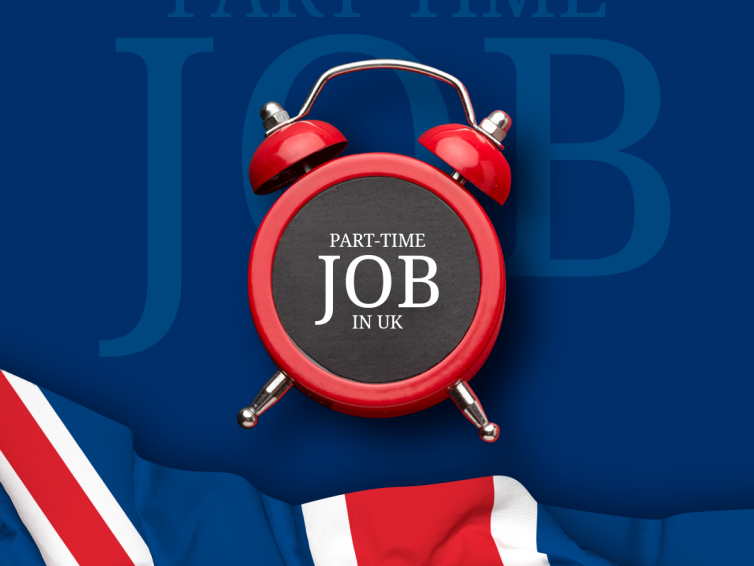Part-time jobs in the UK